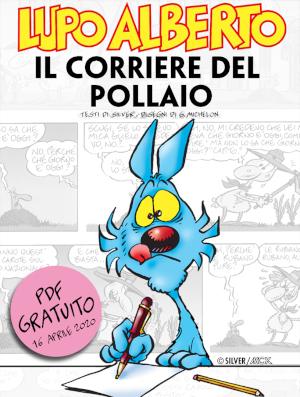 """Copertina del pdf gratuito """"Il corriere del pollaio"""""""
